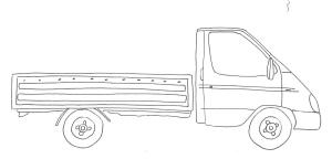 furgoncino miele
